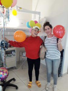 תרין ואור טוויל, חגיגת יום הולדת 23 באיכילוב