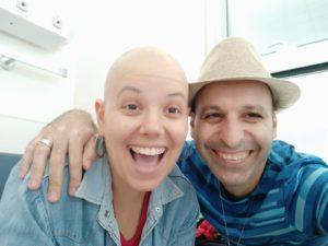 תרין ואייל אלטויל, סטנדאפיסט שהחלים מסרטן.
