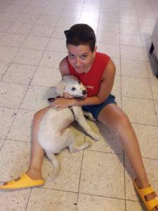 תרין ופולה הכלבה